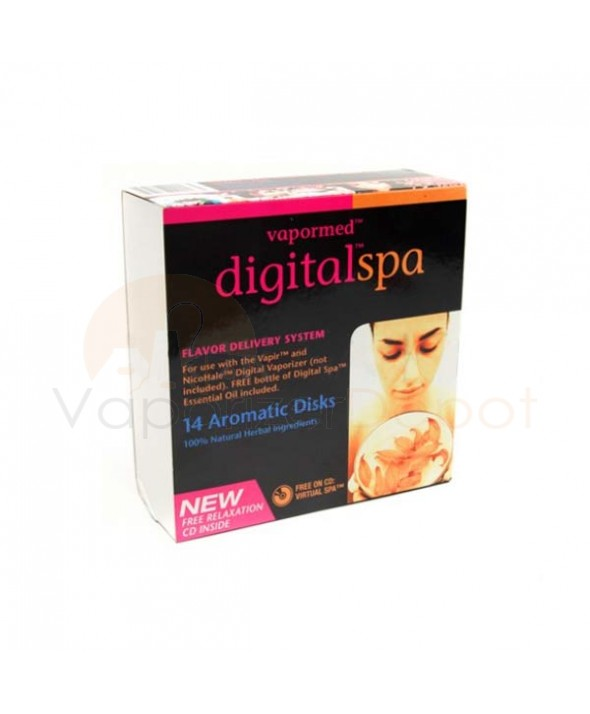 Vapir Digital Spa Aromatherapy Kit