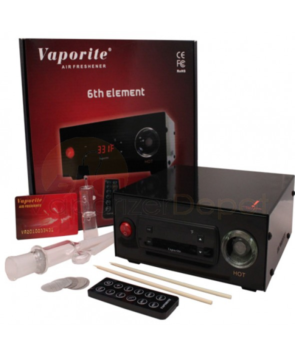 Vaporite 6th Element with Remote Control