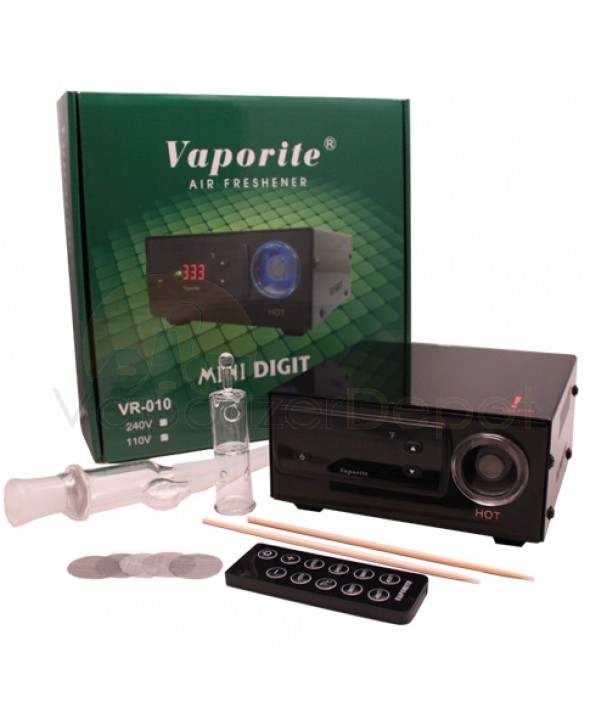 Vaporite Mini Digit Vaporizer with Remote Control