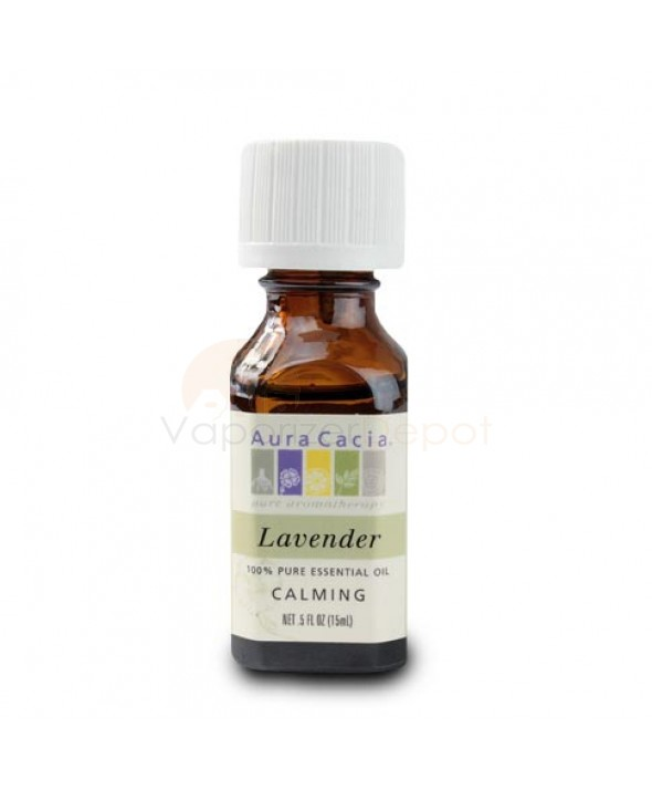 Aura Cacia Pure Lavender Essential Oil